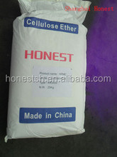 construction tile adhesive/skim coat/putty/mortar/cement/concrete additive garde HPMC cellulose ether