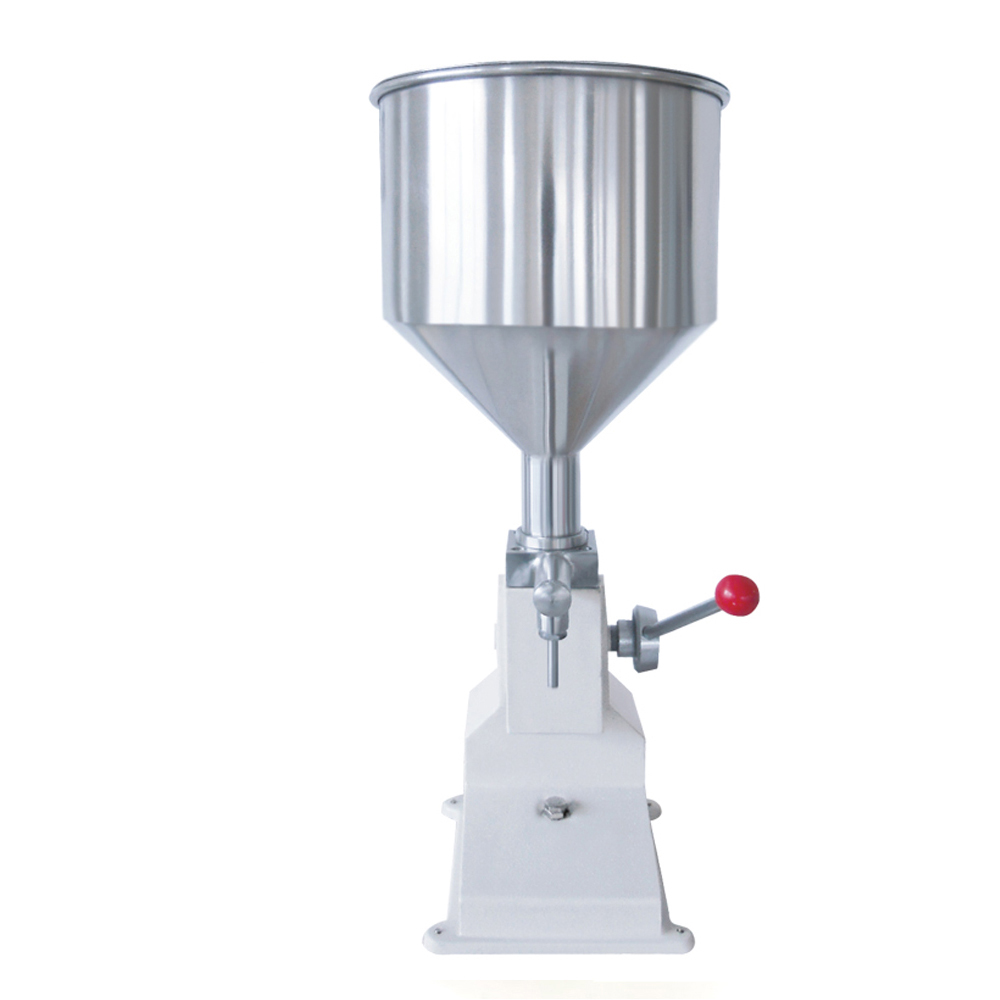 <strong>A03</strong> 5-70ml Manual Filling Machine Small Bottle/Jar Filler for shampoo lotion liquid soap