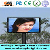 high definition p10 video wall large outdoor led display screen