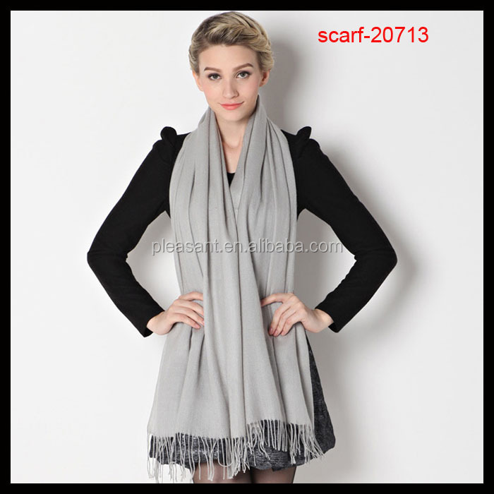 fashion italian pashmina womens scarf