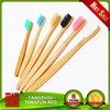 Bamboo toothbrush travel Adult / Kids charcoal bamboo toothbrush