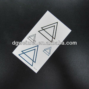 symbol body art tattoo stickers