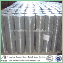 Standard welded wire mesh size (Baodi Manufacture ISO9001:2000)