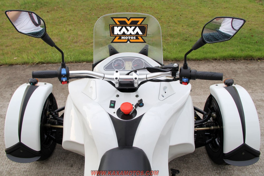 3 Wheel Electric Trike 7kW