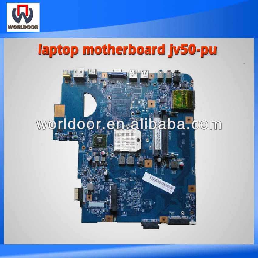 for acer 5542 laptop AMD motherboard JV50-PU 48.4CHO01.021 with fully test