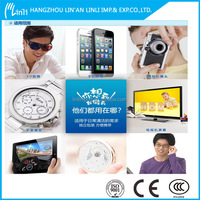 china supplier comfortable computer/mobile phone/glasses/lens screen cleaning wet wipes hot sale