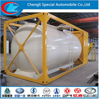 20ft Iso Tank Container,40ft Lpg Iso Tank,40ft Gas Tank Container