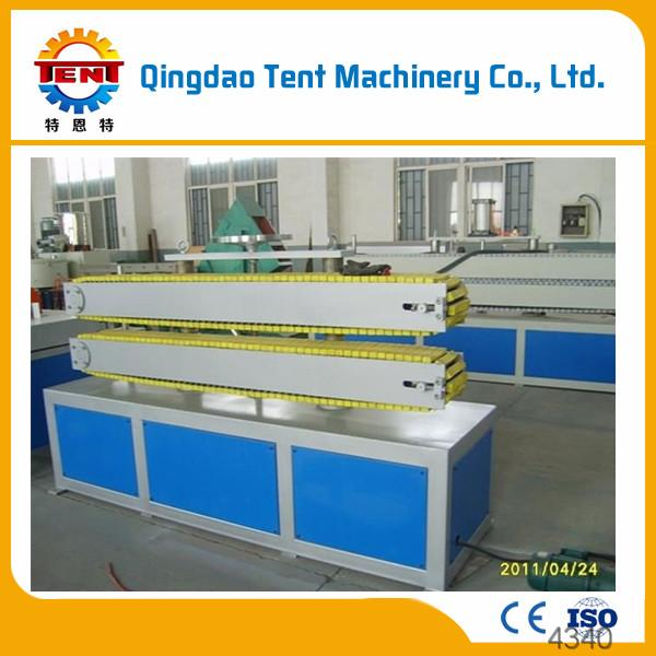 Best sale machinery pipe extrusion line for plastic production