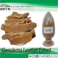 Ganoderma japonicum extract powder/Reishi Mushroom P.E of triterpenes