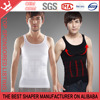 Men Breathable Sleeveless Gym Wear Compression