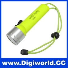 Underwater LED Flashlight Torch Light LED Diving Torch