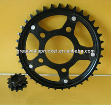 Motorcycle sprocket kits