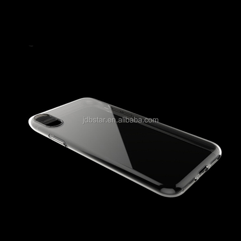 China supplier Alibaba custom cover case for iphone 08 ,for iphone 8 transparent case , for iphone 8 clear case