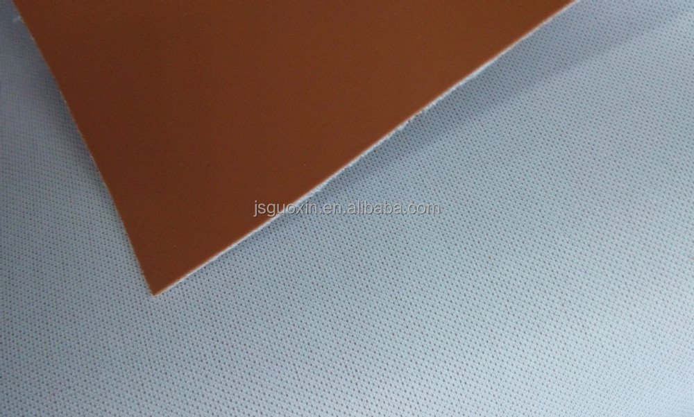 0.8mm High quality pvc synthetic leather for decorative,shoes