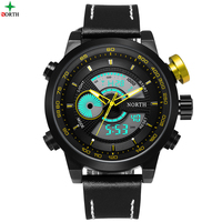 Students Sports Watches New Arrival Strap Climbing Military Quartz Wrist Watches Waterproof Strong Luminous Watches