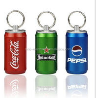 2016 High Quality Cola Can Shape USB Flash Memory Drive+gift Box with OEM LGOGO