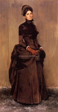 High level Handmade reproduction oil painting artists by Duveneck Frank