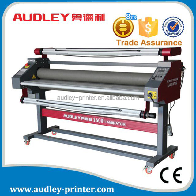 Easy operation large formate Air Pressured Cold Roll Laminating Machine