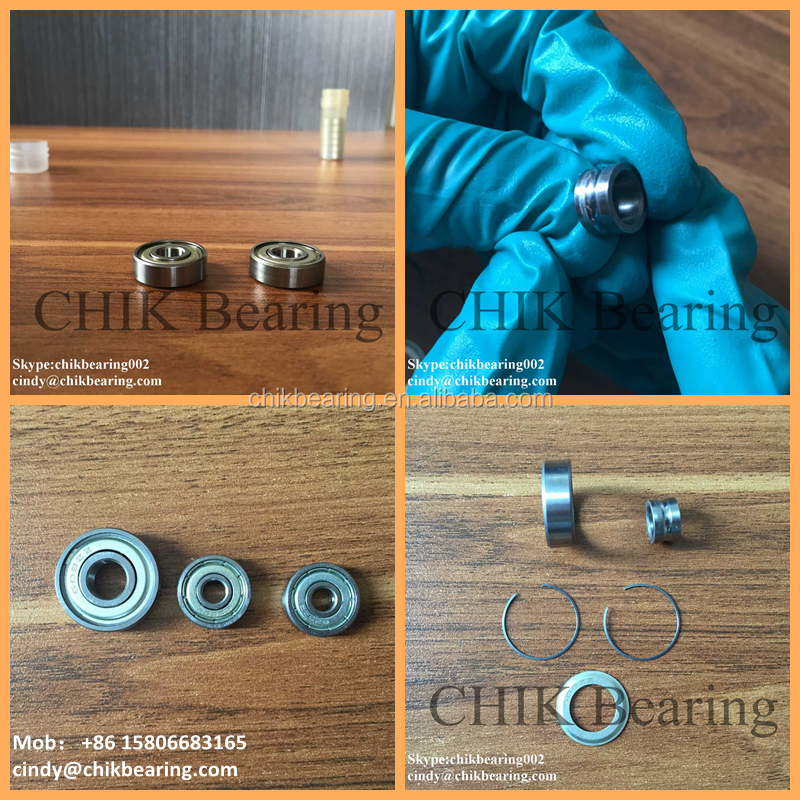 China factory price high precision 608 z 1 608zb Miniature Bearing large stock