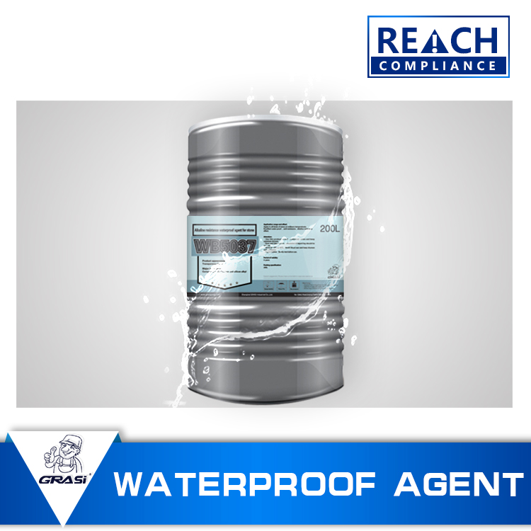 WB5037 Nano protection waterproof building materials for subway tunnel exterior good adhesion and weathering resistance