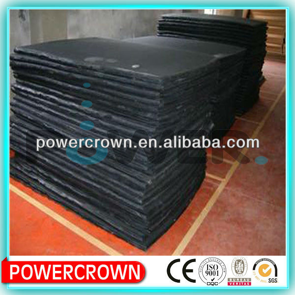 Good quality rubber and plastic