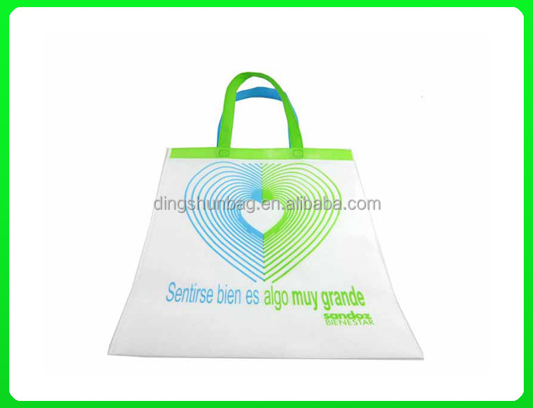 professional nonwoven shopping bag manufacturer trolly bag