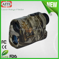 china OEM 6*24 Aite 600m optic laser speed finder for hunting and fishing