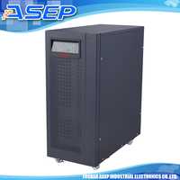 Home Use DSP System 3 Phase 220V High Frequency 10Kva Online UPS
