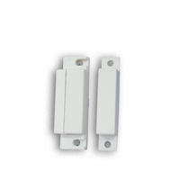 Wired door sensor alarm