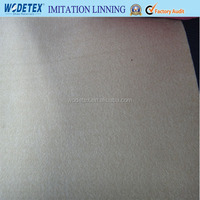 Imitation leather for adidas shoes nonwoven shoe lining