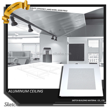 Beautiful Cell 100 Open Ceiling/grate aluminum ceiling tile