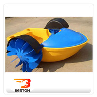 Best selling electric paddle boat for sale,hand paddle boat