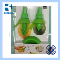 Lemon watermelon Juice Sprayer 3pcs/lot Citrus Spray Hand Fruit Juicer Squeezer Reamer Kitchen cooking Tools