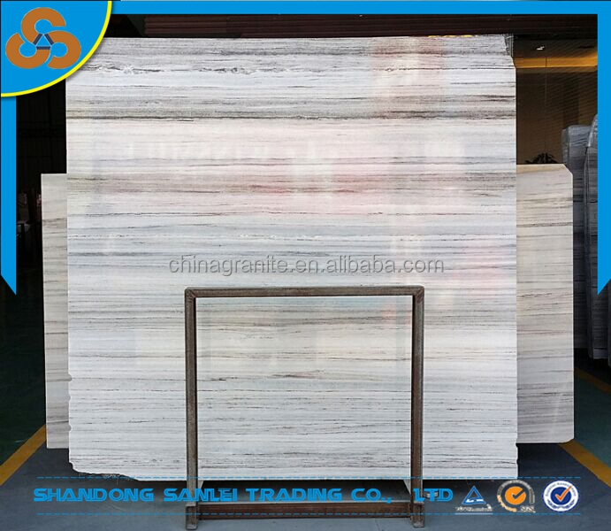 Baisha gold and White gold marble tile for decoration and furniture