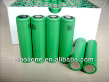 Best quality sony 18650 batteries