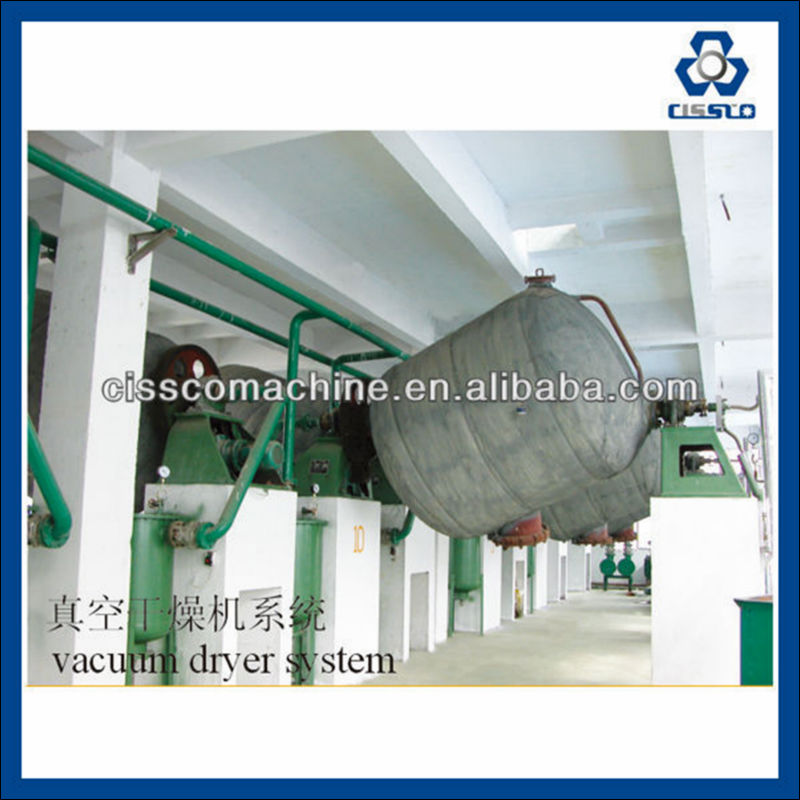 Recycling PET staple fiber production machinery