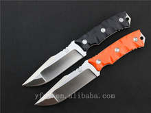 OEM Lion D2 blade G10 handle fixed blade hunting knife tactical camping survival hand tools
