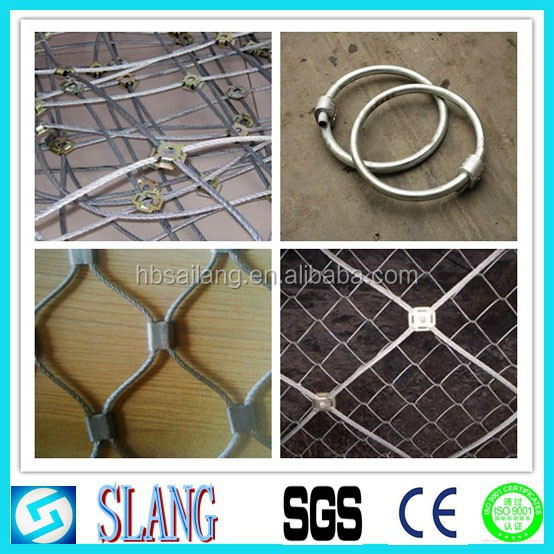 High strength Steel Wire Mesh for slope protection, Rockfall Barriers and Fences