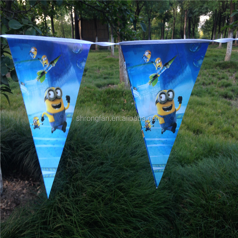 Beautiful Cheap Custom Advertising Streamer Garden Flags For Decorative String  Bunting   Buy Cheap Custom Garden Flags,Decorative Flags On  String,Advertising Garden ...