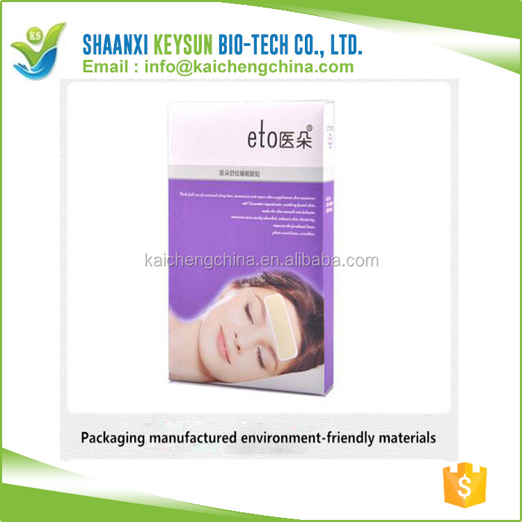 Hydrating,Nourishing and Smooth Wrinkle Forehead Mask/Anti Wrinkle Forehead Mask
