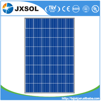 200w poly solar panels solar pv modules with high efficiency with long term warranty