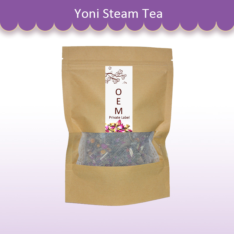 FDA authorized Vaginal Steam Herbs womb wellness Women Secret SPA Vaginal Steaming Herbs