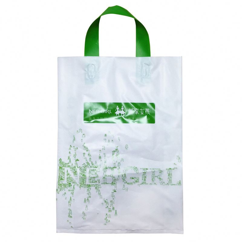 Factory Wholesale Cheap Heavy Duty Ldpe Custom Biodegradable Logo Printed Price Of 1Kg Plastic Bags