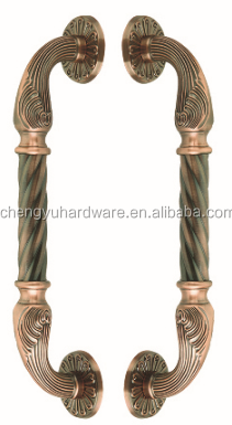 Hot Sale Luxury Handle/Antique Glass Handle