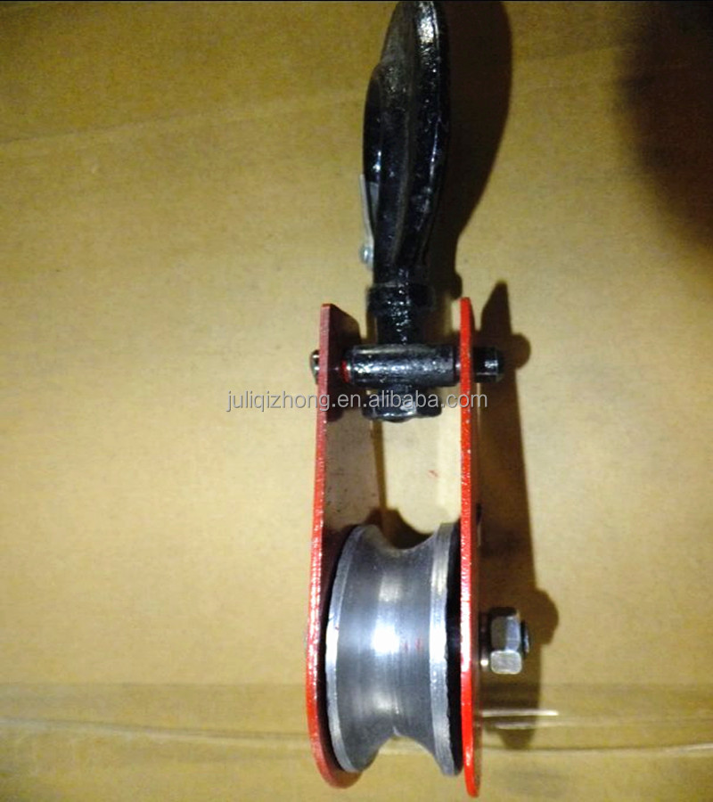 Portable Boat Use Sheave Pulley For Block