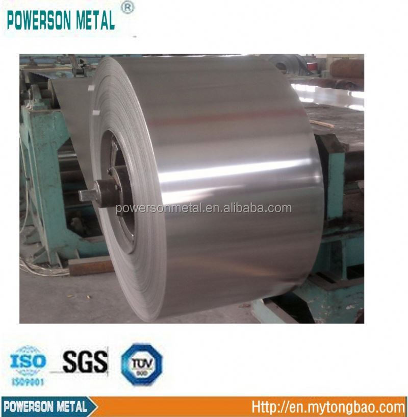 tisco ss201 2d astm cold rolled stainless steel coil