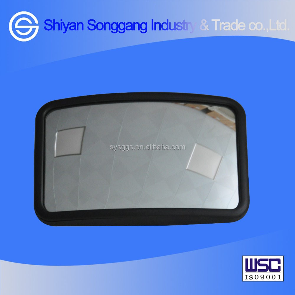 Dongfeng D375 T375 truck body parts blind-filled exterior rearview mirror 8219110-C0100