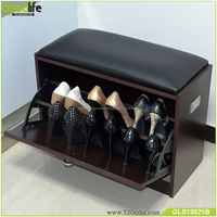 USA online store hot selling shoe stool shoe closet organizers