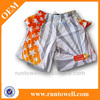 Cool dry customized lacrosse shorts sublimated