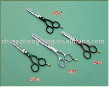 Preofessional stainless steel hair scissors